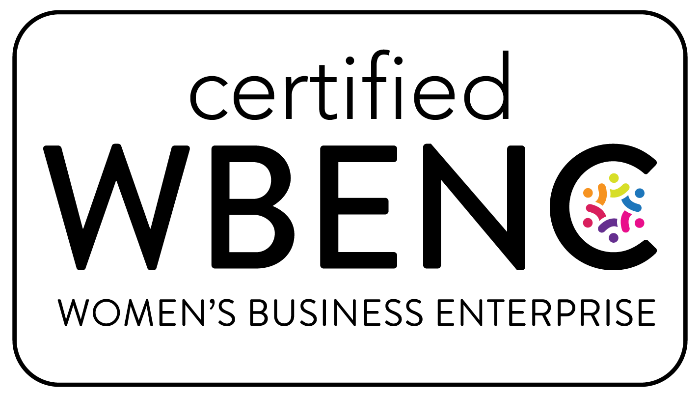 WBENC Certified Women's Small Business Enterprise