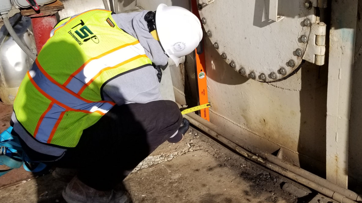 Wastewater Treatment Tank Inspections Michigan, Chicago, Indiana